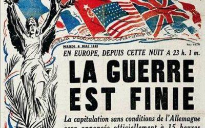 76ème Anniversaire de la Fête de la Victoire du 8 mai 1945