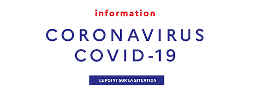 COVID 19 – Point sur la situation