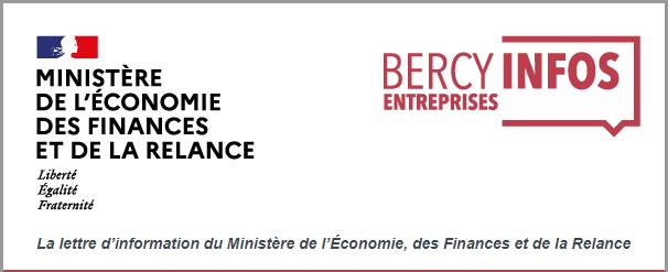 Bercy Informations du 02/10/20