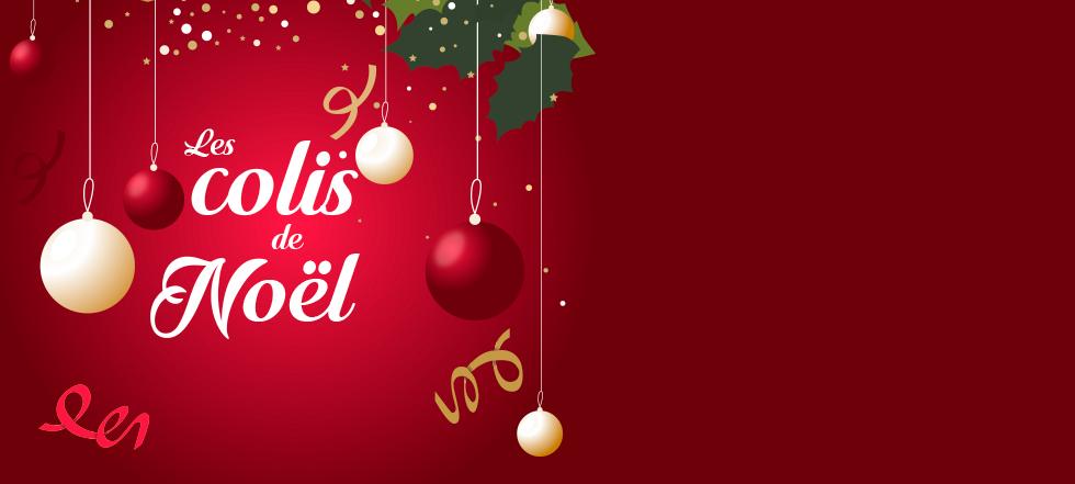 Distribution des colis de Noël pour nos anciens