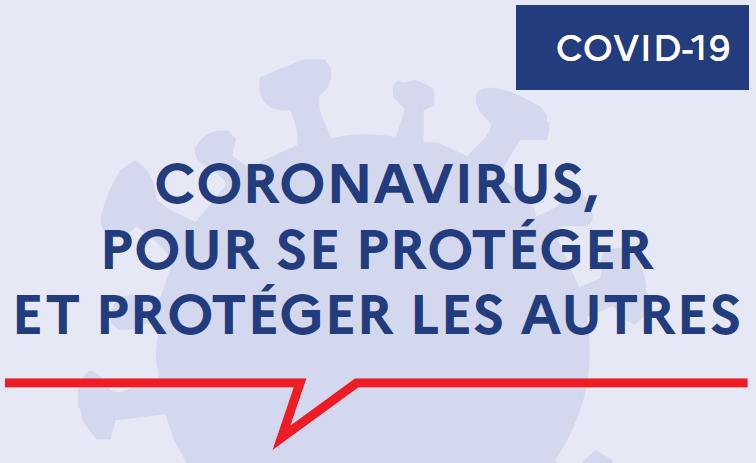 COVID-19 : Attestation de déplacement dérogatoire Couvre-feu
